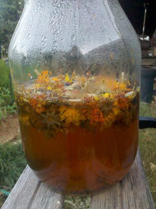 Summerflowerjar