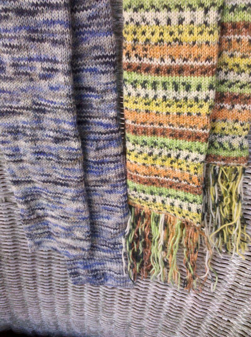 CSM scarves